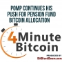 Artwork for Pomp Continues His Push for Pension Fund Bitcoin Allocation