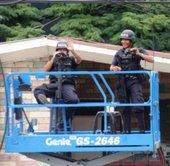 Honduras tensions grow  - Toni Solo