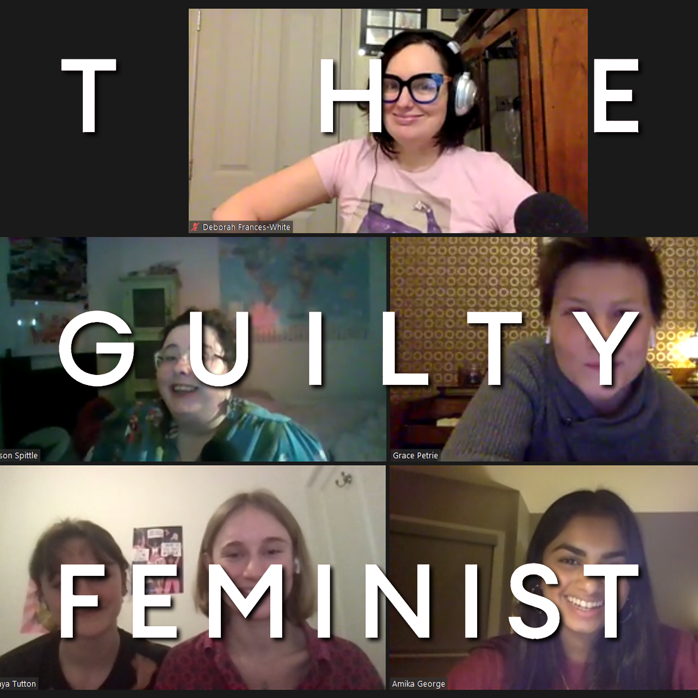 238. Making it Happen with Alison Spittle, Amika George, Maya and Gemma Tutton