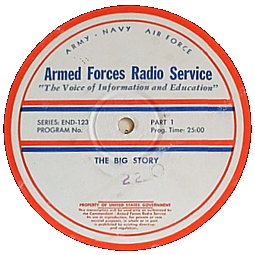 228-140929 In the Old-Time Radio Corner - The Big Story