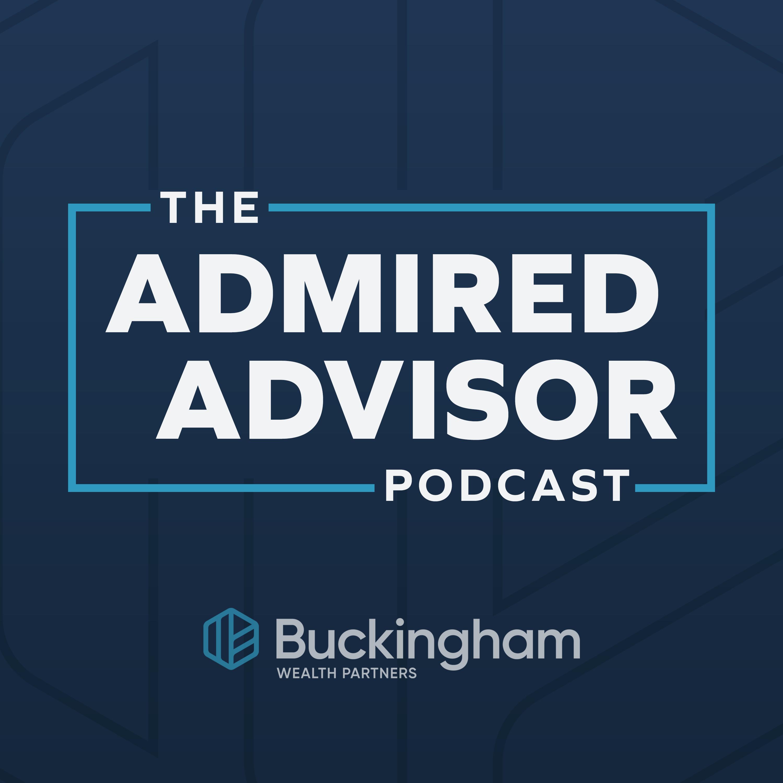 The Admired Advisor Podcast show art