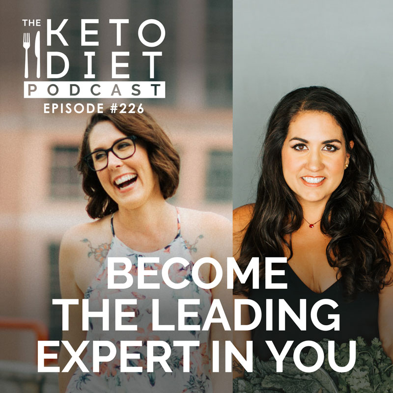 #226 Become the Leading Expert in You with Cristina Curp