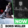 Artwork for NOW 002: Boris Müller