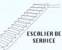 Artwork for Escalier de service - Épisode 08 13 reasons why, Minor et Mythologie