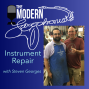 Artwork for Instrument Repair with Steven Georges