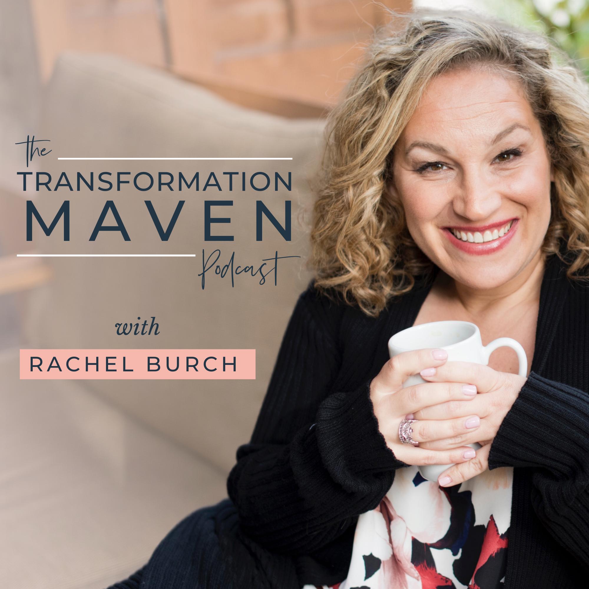 The Transformation Maven Podcast show art