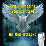 Artwork for RAS #341 - An Owl Attack!