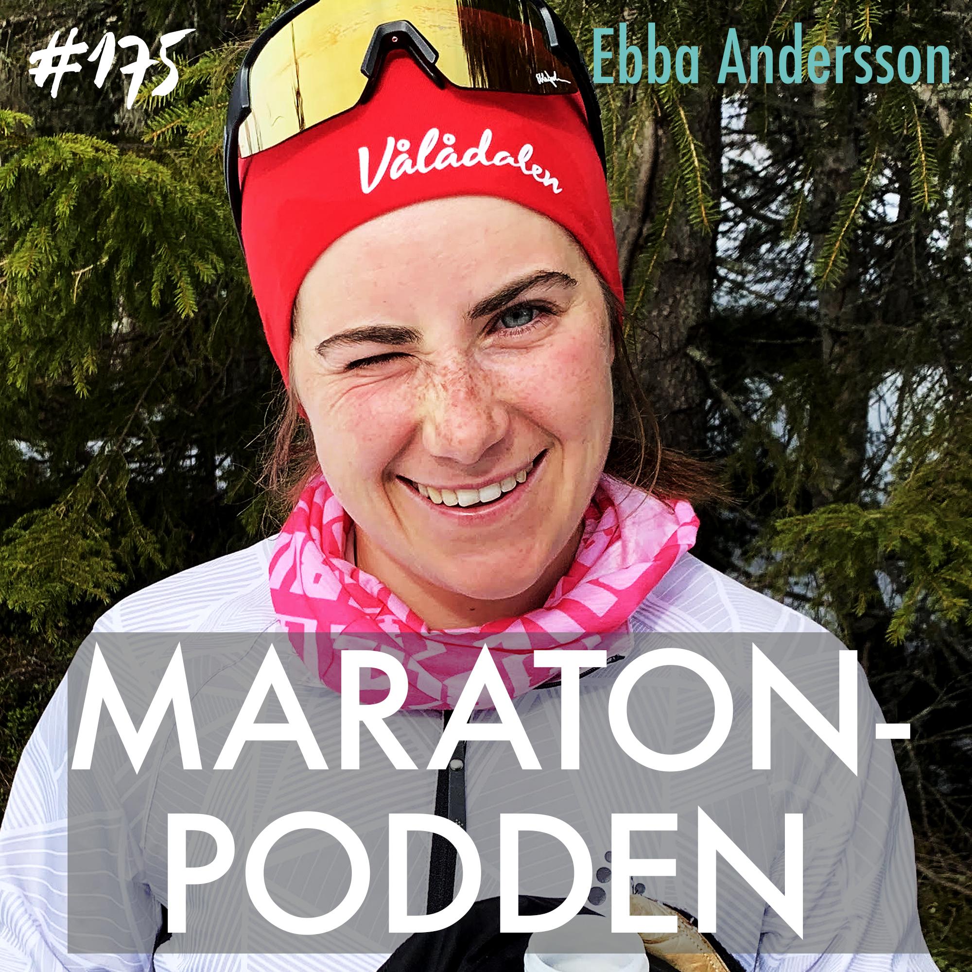 #175: Ebba Andersson, nya superstjärnan inom svensk längdåkning