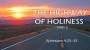 Artwork for The Highway of Holiness Part 2  (Pastor Bobby Lewis Jr.)