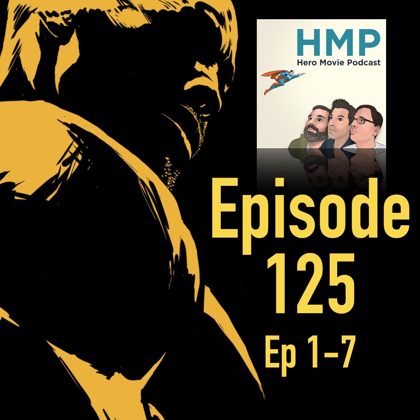 Episode 125- Luke Cage Season 1, Ep 1-7