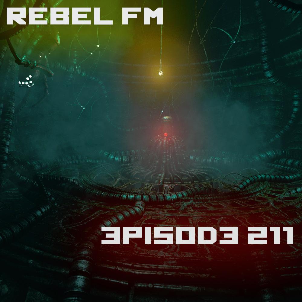Rebel FM Episode 211 - 04/04/2014