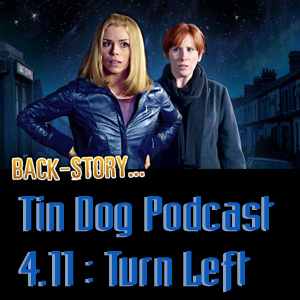 TDP 63: Doctor Who 4.11  Turn Left