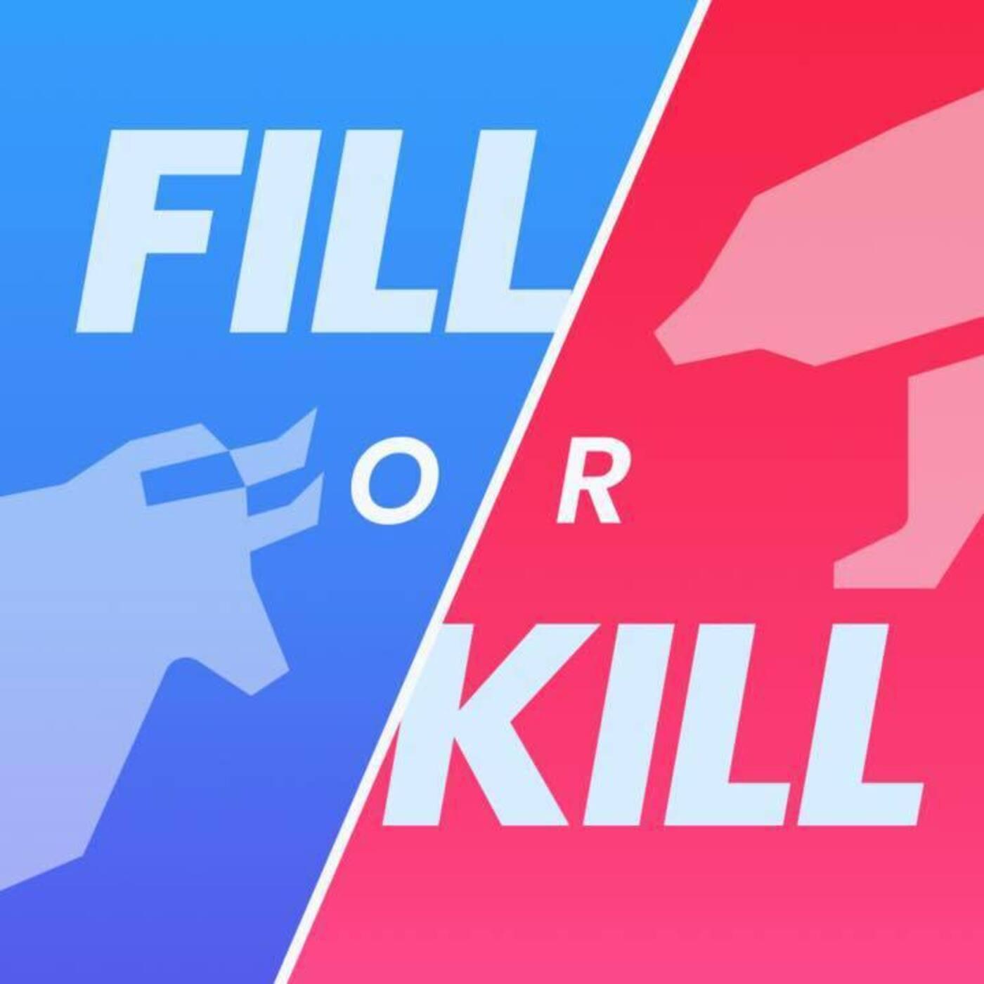 Fill or Kill show art