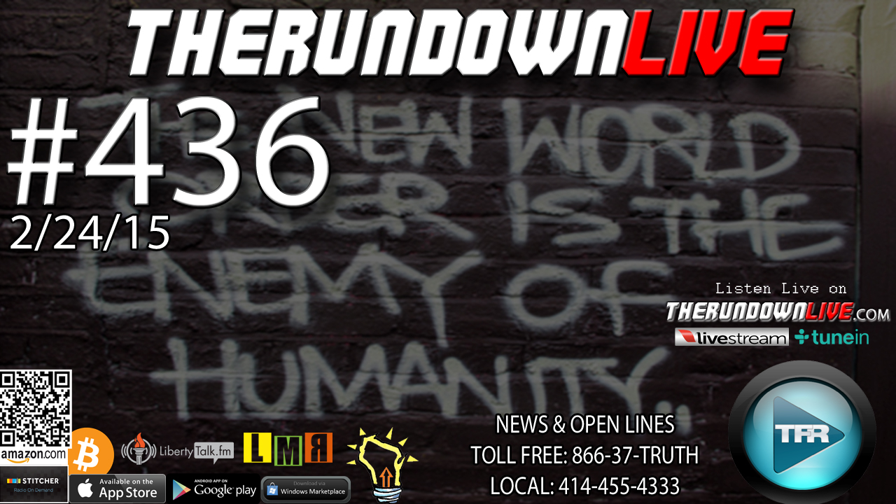 The Rundown Live #436 Open Lines (Marijuana,FBI,Centaurs)
