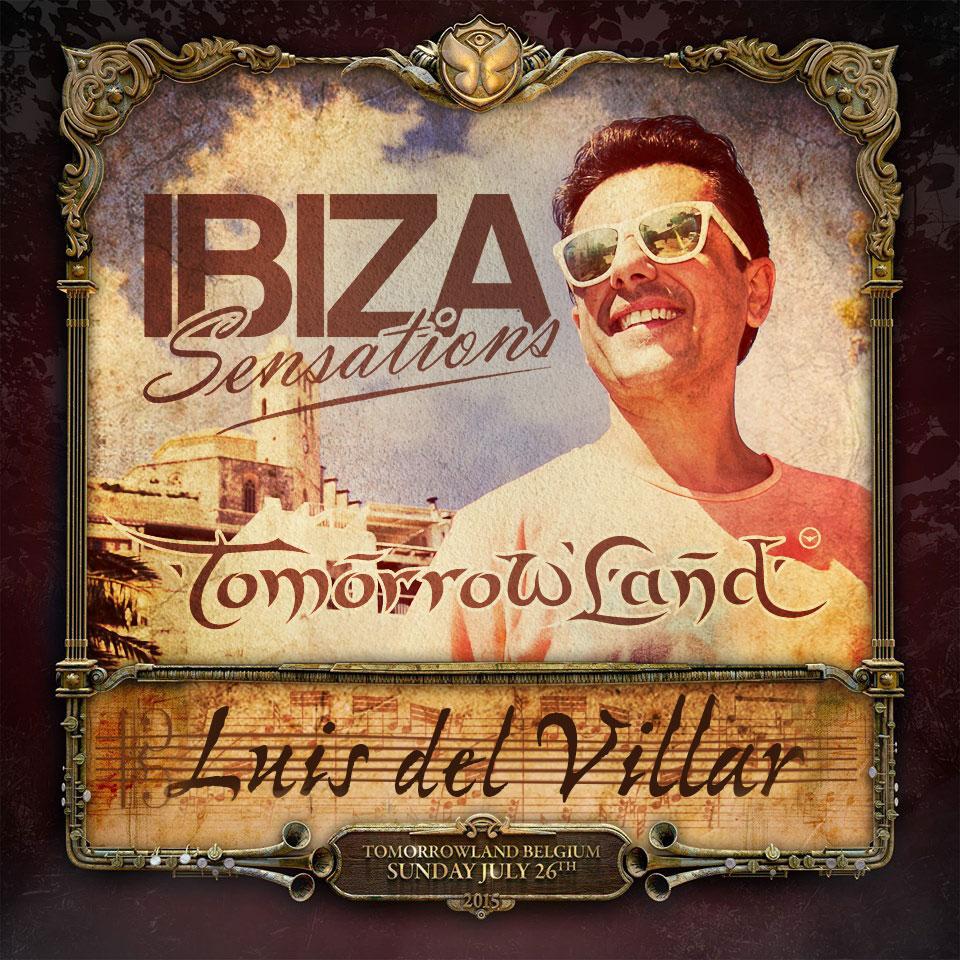 Artwork for Ibiza Sensations 121 Thank you Tomorrowland !!