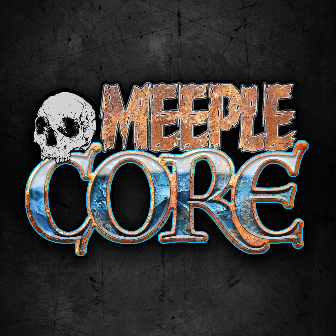 MeepleCore podcast show art