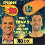 Artwork for 99: LXDX with Joshua Greenwald and Will Roman