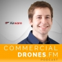 Artwork for #037 - Drones At Scale with Airware's Buddy Michini