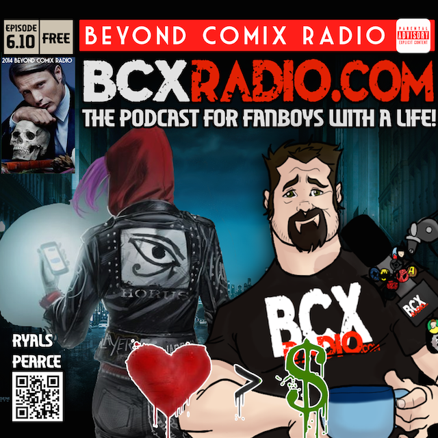 BCXradio 6.10 - Art vs Money
