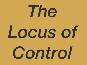 FBP 415 - The Locus of Control