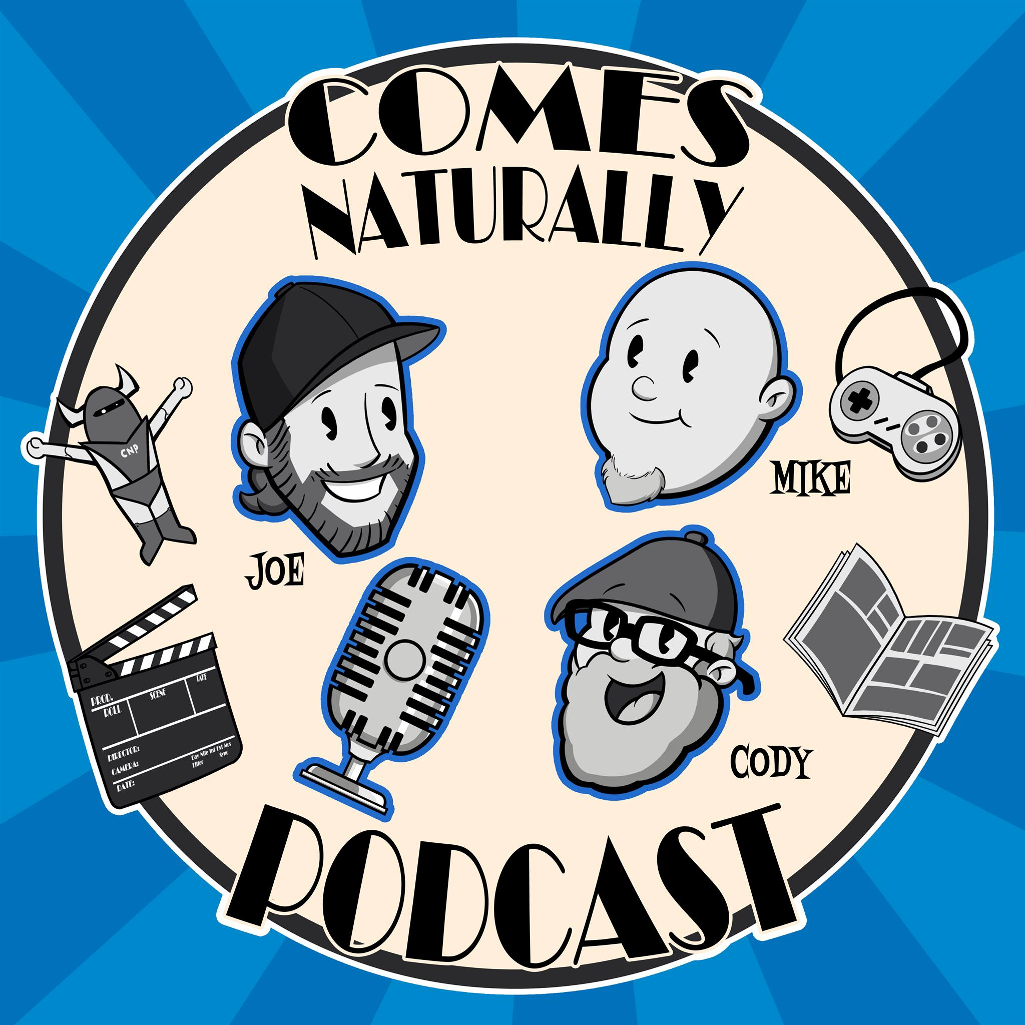 Artwork for Episode 151: Our Good Friend Oscar Drops By