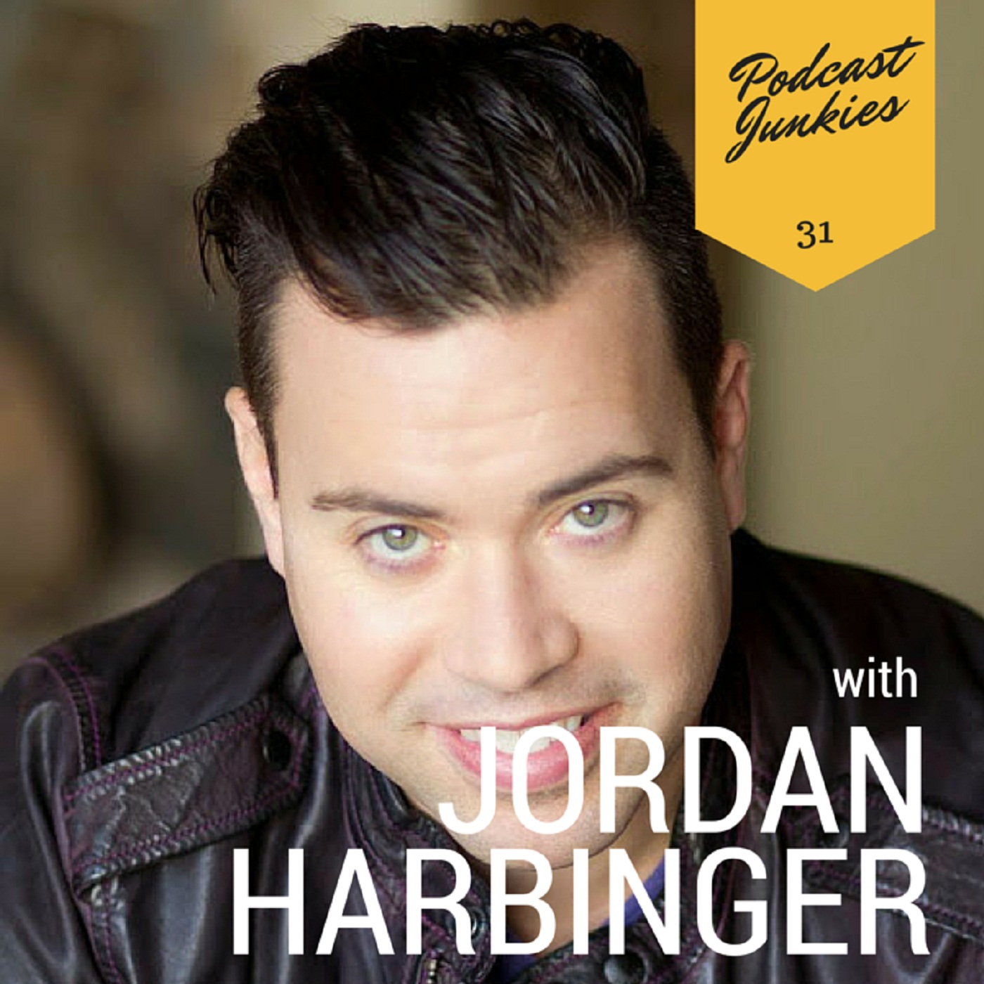 031 Jordan Harbinge | This Art of Charm Host Breaks Down The Art of the Interview