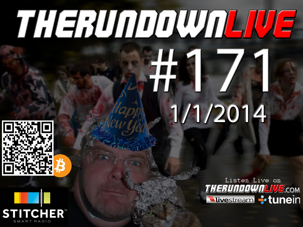 The Rundown Live #171 New Years, Local Gov, NORML, Open Lines