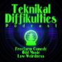 Artwork for Tekdiff 1/23/2015 - Startling Revelations!
