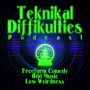 Artwork for Tekdiff 9/11/18 - Brains Like Black and Blue