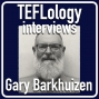 Artwork for TEFL Interviews 41: Gary Barkhuizen on Language Teacher Identity