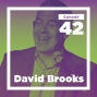 Artwork for David Brooks on Youth, Morality, and Loneliness (Live at Mason)