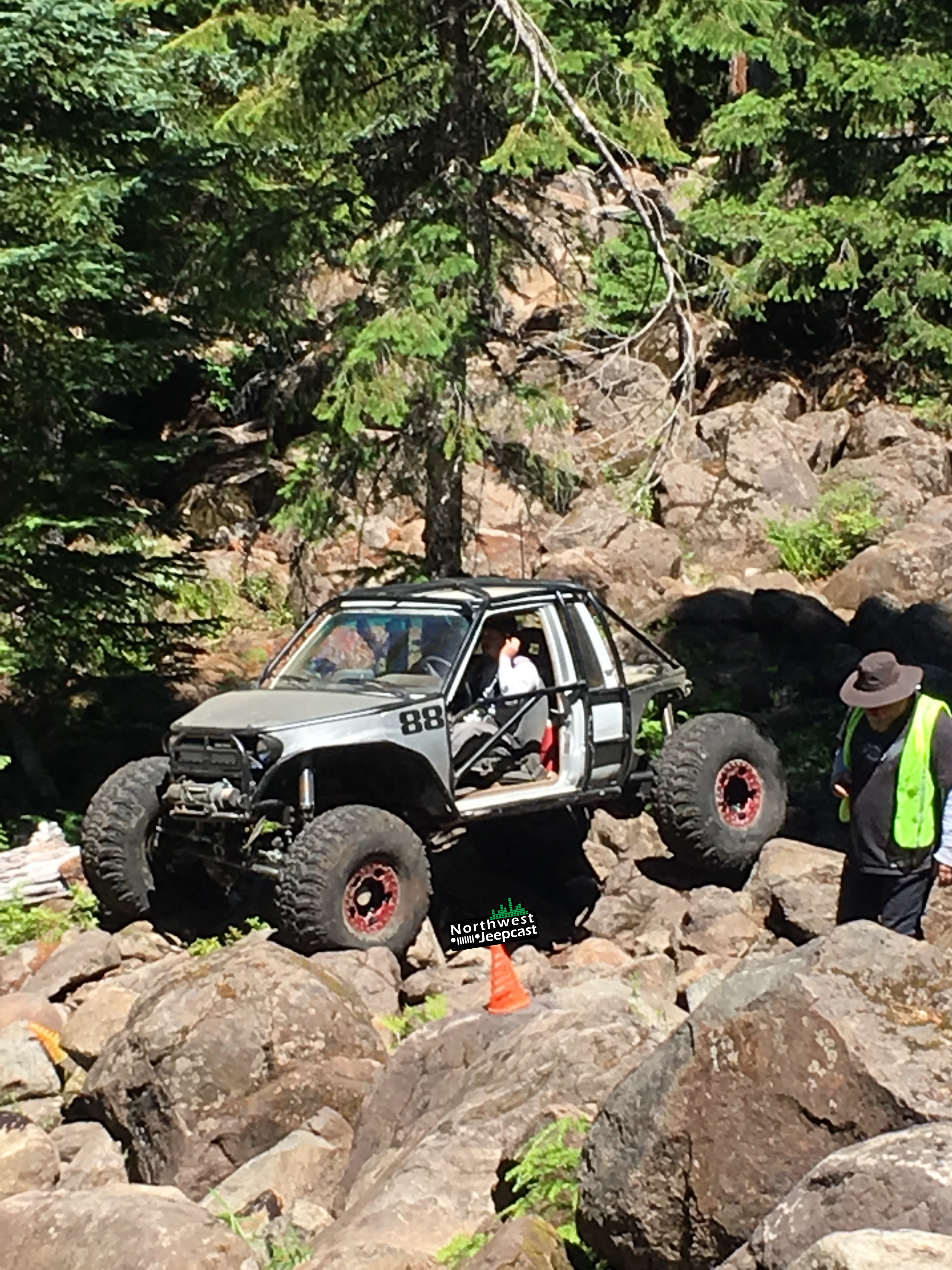 Northwest Jeepcast - Jeep Podcast - Crushers Rock Crawl 2017