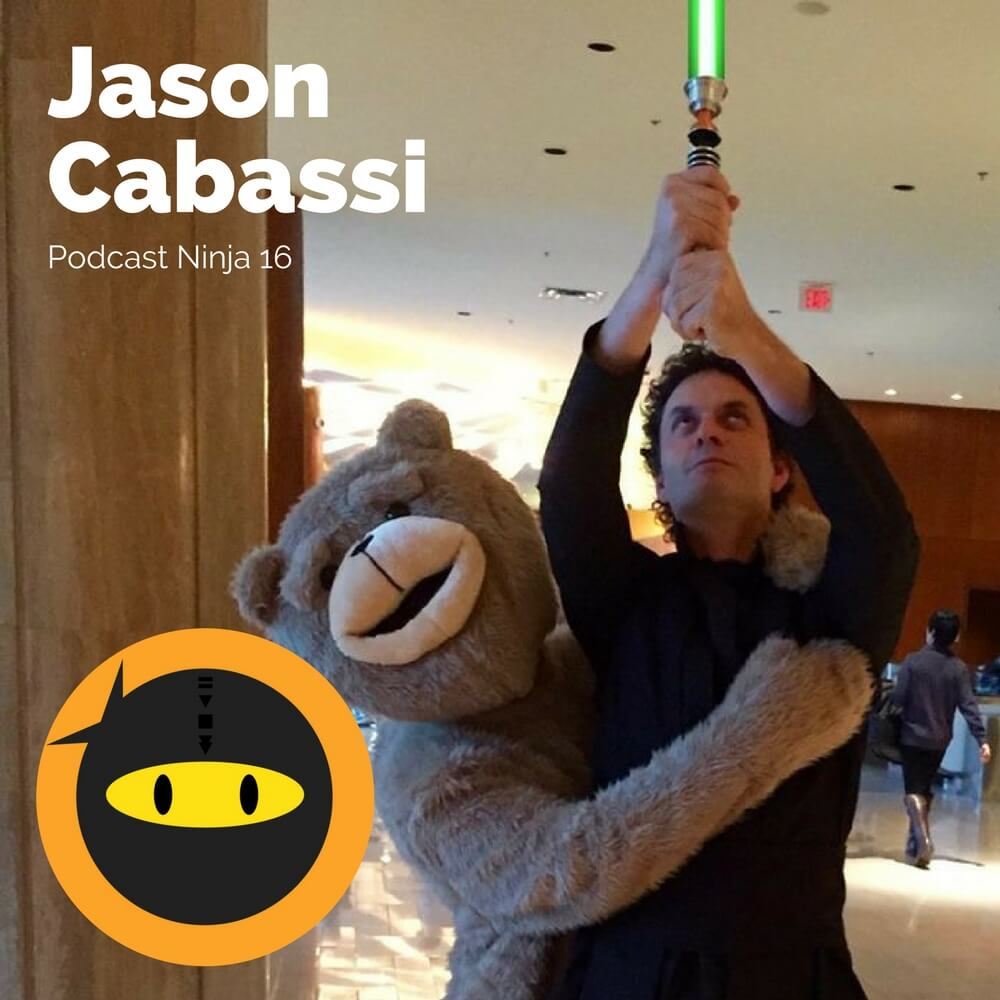 PN16: Jason Cabassi - How to Start or Join a Podcast Network