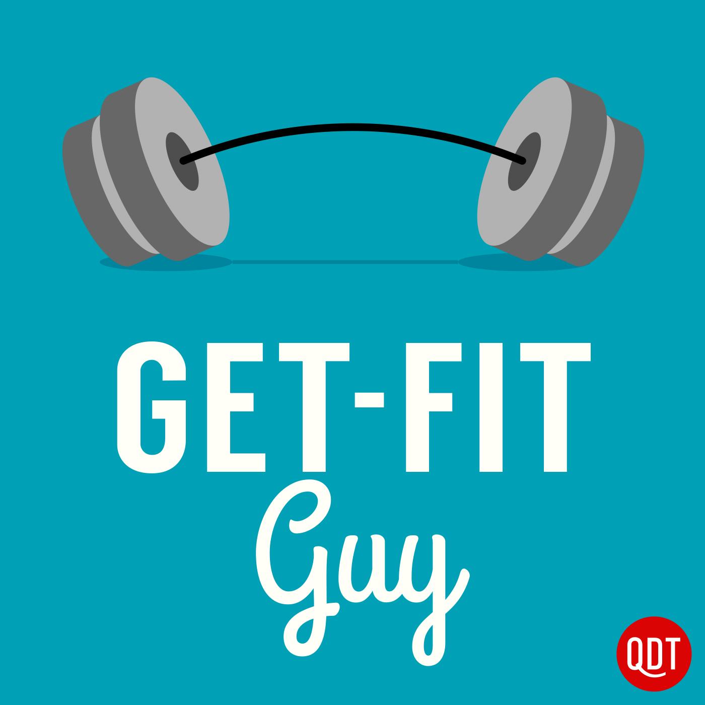 Get-Fit Guy show art