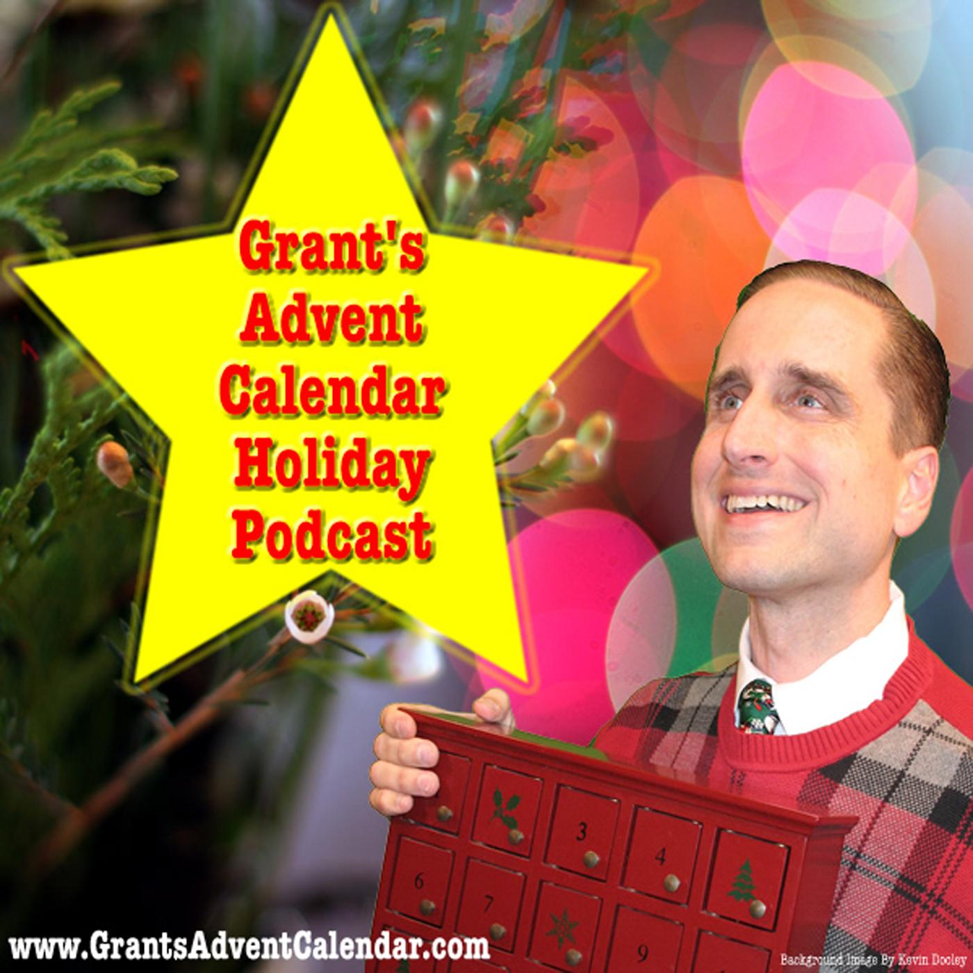 Artwork for Grant's Advent Calendar 2018 - Day #09