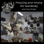 Artwork for EP24 Prepping Your Trophy for the Taxidermist with Cory Wright of Cory Wright Taxidermy