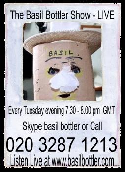 The Basil Bottler Show Update 8.7.10