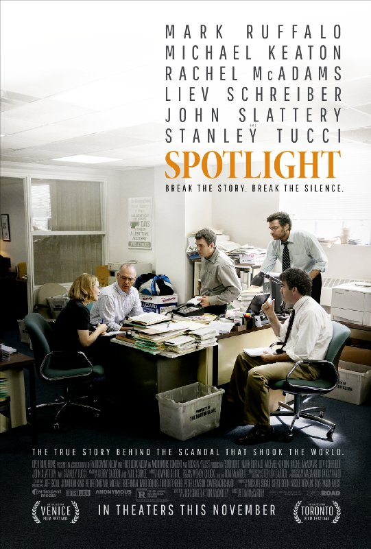Ep. 200 - Spotlight (All the President's Men vs. Shattered Glass)