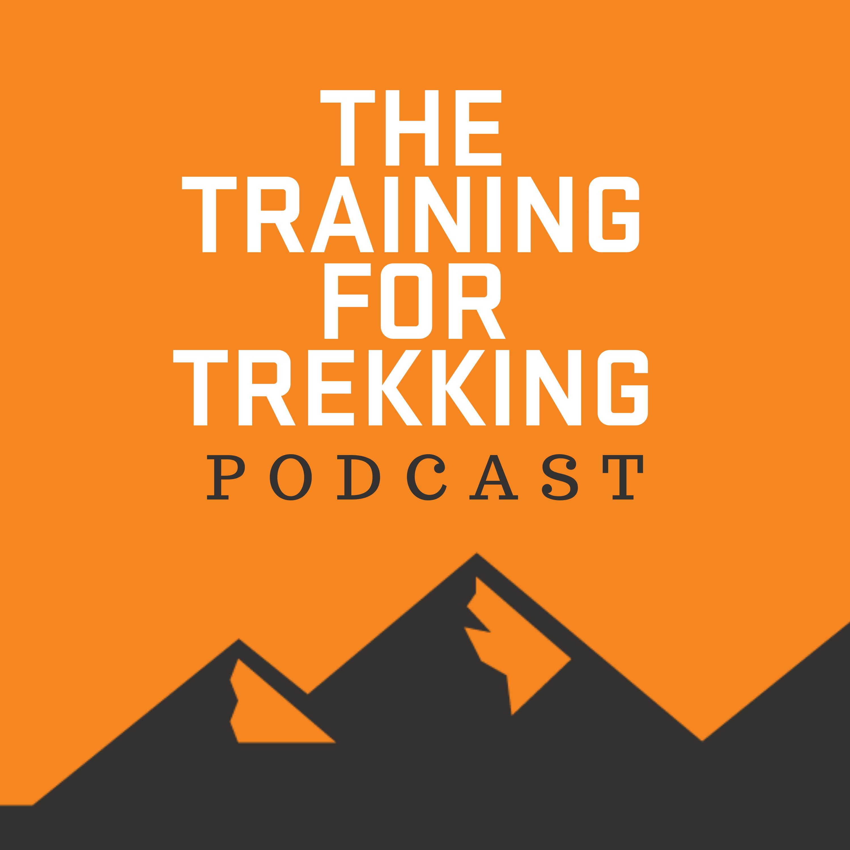 The Training For Trekking Podcast show art