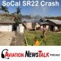 Artwork for 130 SR22 Crash into House in Southern California, Winter Coat Drive + GA News