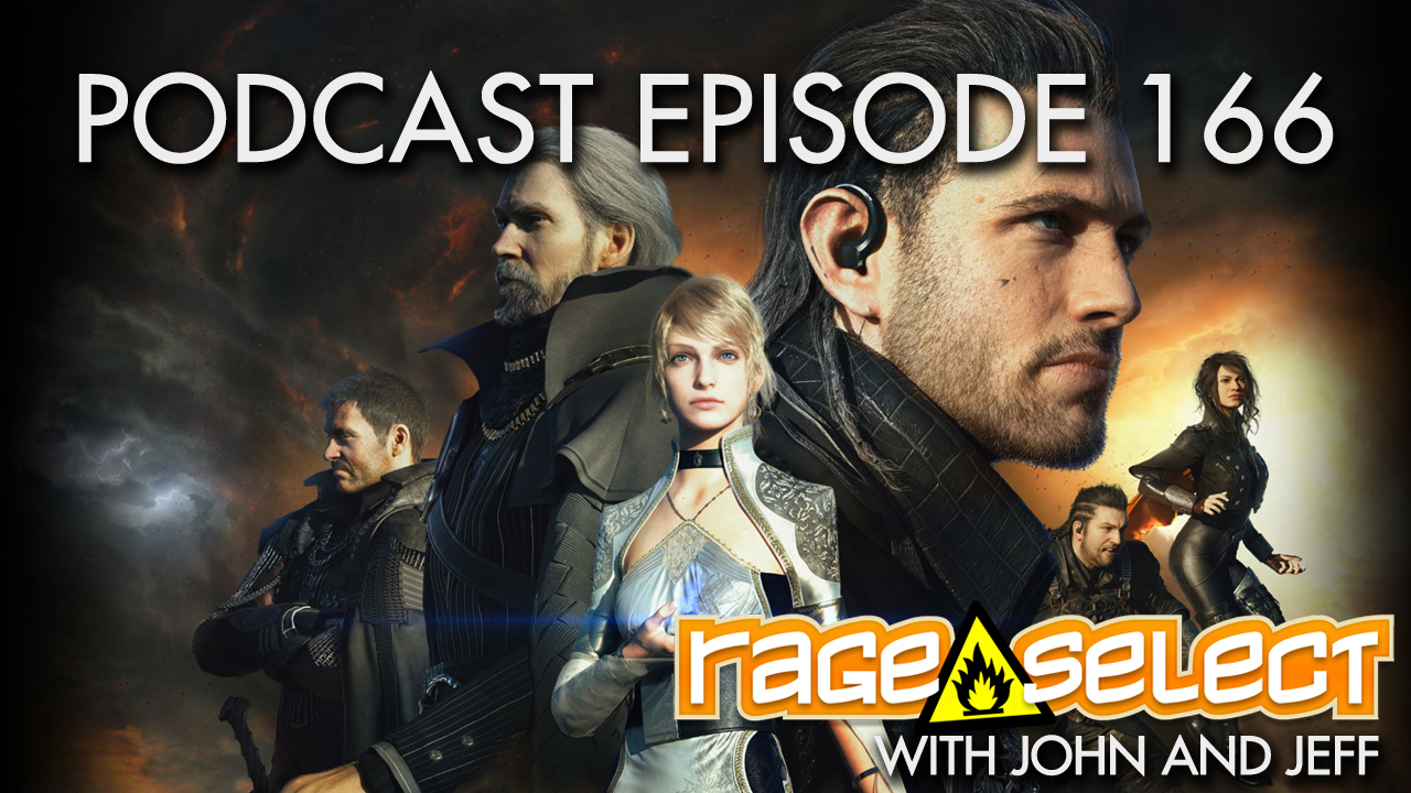 Rage Select Podcast Episode 166 - John and Jeff Answer Your Questions!
