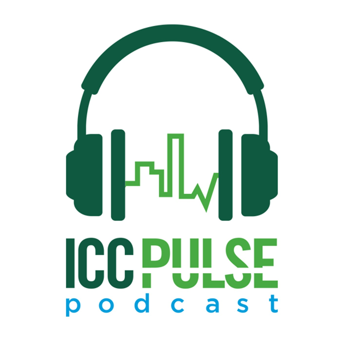 ICC Pulse Podcast show art