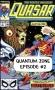 Artwork for Quasar Issue #2: Quantum Zone Episode #2