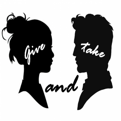 Give and Take - A Podcast for Couples show image
