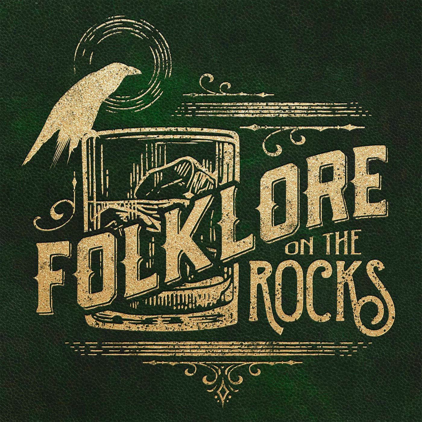 Folklore on the Rocks show art