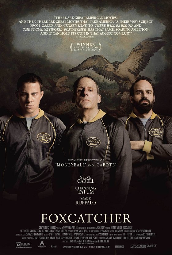 Ep. 88 - Foxcatcher (Game 6 vs. Big Fan)