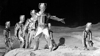 Tim's Take On: Episode 290(Doctor Who: The Moonbase review)