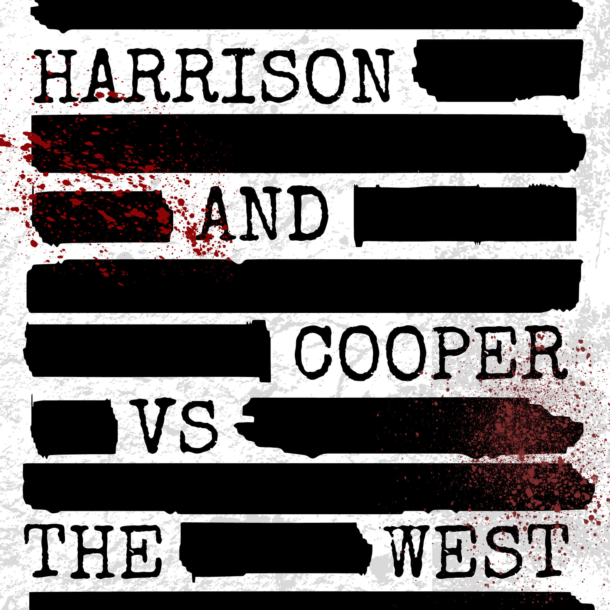 Artwork for Harrison and Cooper VS The West: Episode 101