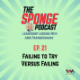 Artwork for Ep. 21: Failing to Try Versus Failing