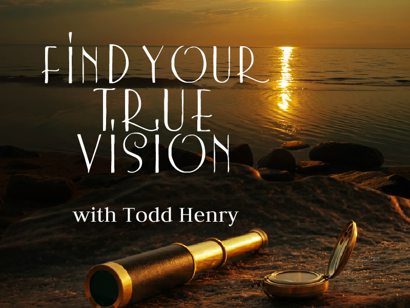 """Find your True Vision"" with Todd Henry"
